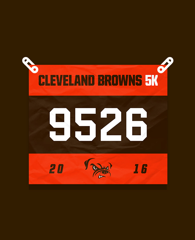 Official Bib Number