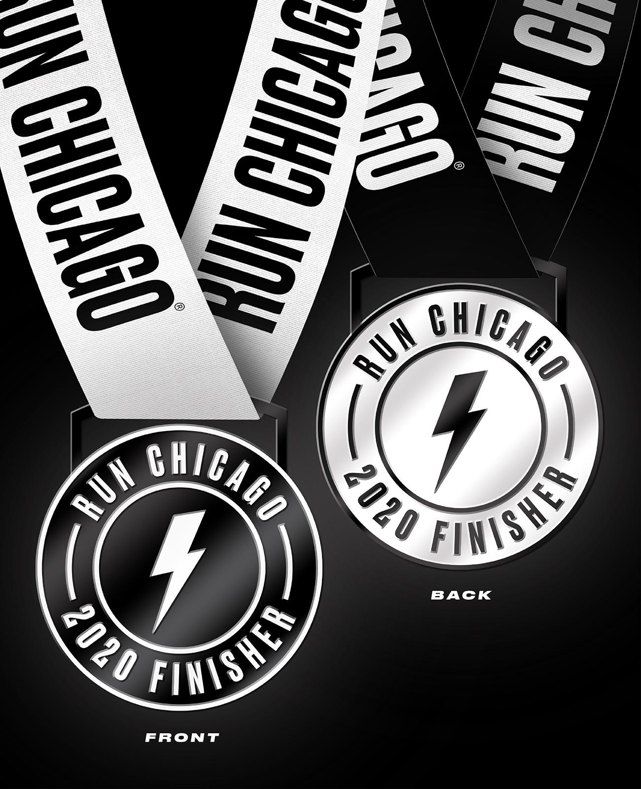 Run Chi Medal Swag2X V2