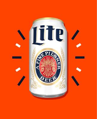 Free Miller Lite*